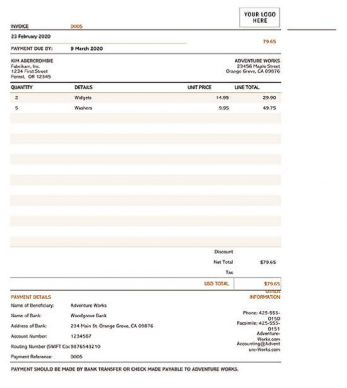 Blank Billing Invoice Template Xls 9+ Samples Pdf, Paper, Free Word, Excel, Simple Invoice,