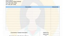 Doctor Physician Invoice Template Example Sample Invoice Medical Invoice Template Samples