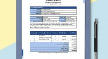 Freelance Work From Home Invoice Template Example Sample Invoice Freelance Invoice Template Examples