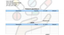 Pharmacy Invoice Template Example Sample Invoice Medical Invoice Template Samples