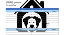 Dog Boarding Invoice Template Word Invoice Sample Dog Boarding Invoice Template