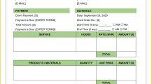 Lab Work Order Word Template Work Order Lab Work Order Template Example