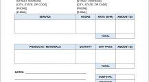Auto Repair Invoice Template Word Invoice Auto Repair Invoice Template Sample