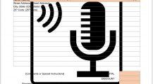 Music Studio Recording Invoice Word Form Template Invoice Recording Label Studio Music Invoice Template Example