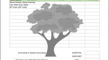 Tree Removal Service Invoice Template Word Invoice Tree Removal Invoice Template Sample