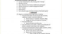 Basic Tenant Screening Checklist Template PDF Checklist Basic Tenant Screening Checklist Template Example