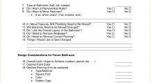 Sample Comprehensive Bathroom Remodeling Checklist template PDF Checklist Bathroom Remodeling Checklist Template Example