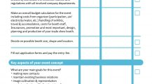 Trade Show Client Checklist PDF Template Checklist Sample Trade Show Checklist Template
