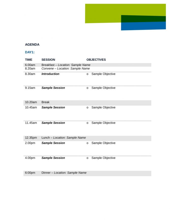 Special Event Agenda Template Sample Meaning, Online Agenda, Doc, Word, Design Template,